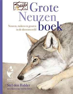 Stefs Grote Neuzenboek Stef den Ridder Recensie Jeugd Natuurboek