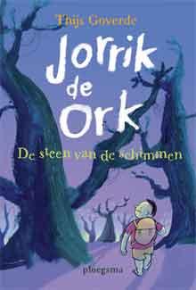 Thijs Goverde Jorrik de Ork De steen van de schimmen Recensie