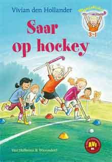 Vivian den Hollander Saar op Hockey Recensie Ministicks Boek