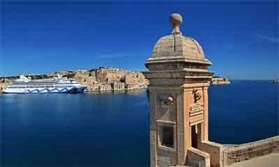 Grand Harbour Malta Haven bij Valletta Informatie