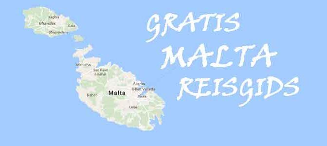 Gratis Malta Reisgids Bezienswaardigheden Informatie