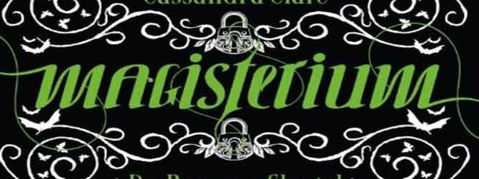 Holly Black Cassandra Clare Magisterium deel 3 Recensie