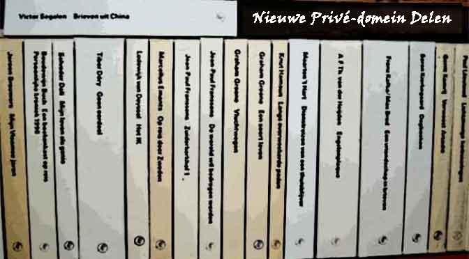 Nieuwe Prive-Domein Delen Boeken Recensie