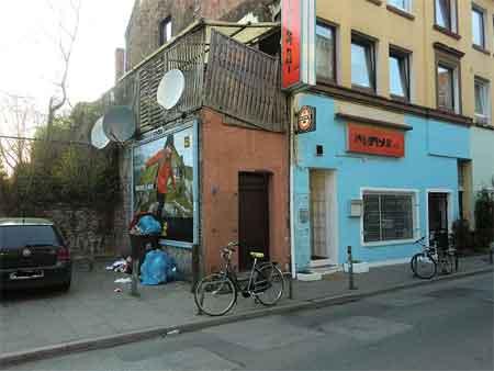 Beatles in Hamburg Bambi-Kino Paul-Roosen-Straße 33