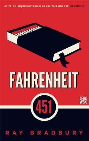 Beste Boeken 1953 Ray Bradbury Fahrenheit 451 Roman