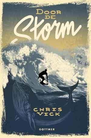 Chris Vick Door de storm Recensie YA-boek