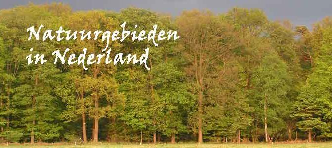 Gids Natuurgebieden in Nederland Gratis Reisgids