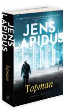 Jens Lapidus Topman Recensie Zweedse Thriller