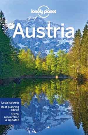 Lonely Planet Austria Oostenrijk Reisgids