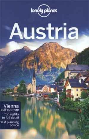Lonely Planet Austria Oostenrijk Reisgidsen