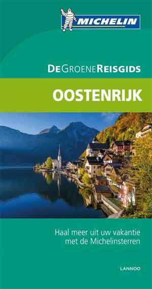 Michelin Reisgids Oostenrijk De Groene Reisgids