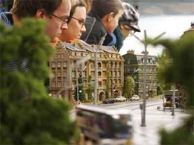 Miniatur Wunderland Hamburg Grootste Modelspoorbaan ter Wereld