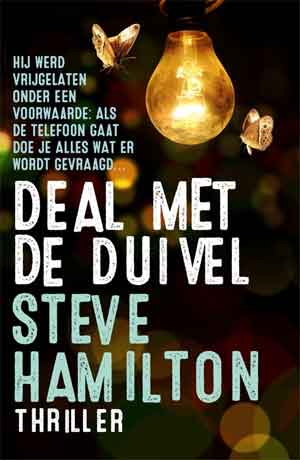 Steve Hamilton Deal met de duivel Recensie Waardering