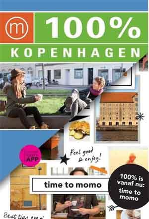 100% Kopenhagen Reisgids Time to Momo Stadsgids
