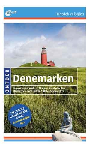 ANWB Reisgids Denemarken Ontdek Denemarken