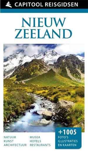 Capitool Reisgids Nieuw-Zeeland