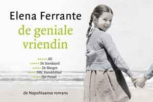 Elena Ferrante De geniale vriendin Dwarsligger