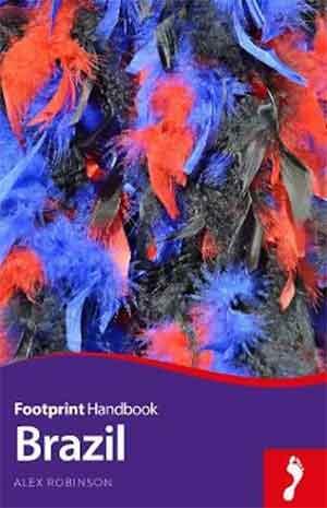 Footprint Handbook Brazil Brazilië Reisgidsen