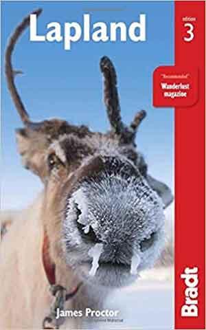 Lapland Reisgids Bradt Lapland Travel Guide