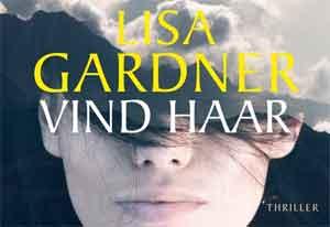 Lisa Gardner Vind haar Dwarsligger
