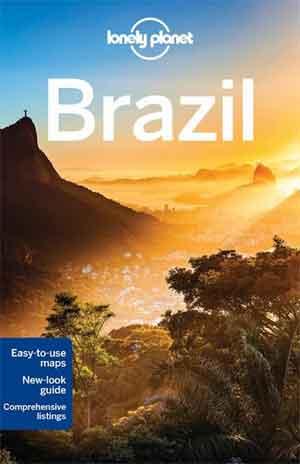Lonely Planet Brazil Brazilië Reisgidsen