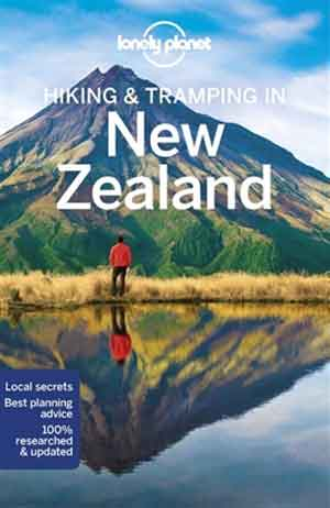 Lonely Planet New Zealand Hiking & Tramping