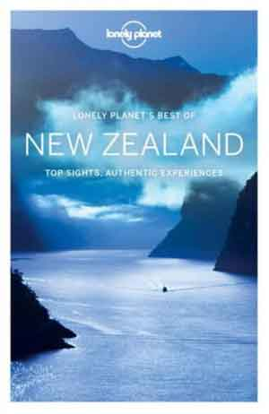 Lonely Planet New Zealand Nieuw-Zeeland Reisgids