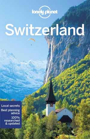 Lonely Planet Switzerland Reisgids Zwitserland