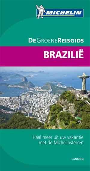 Michelin Reisgids Brazilië