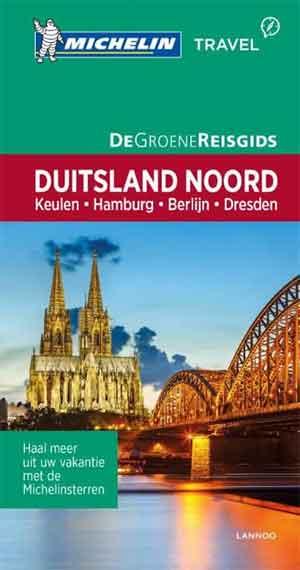 Michelin Reisgids Duitsland Noord Duitsland Reisgidsen