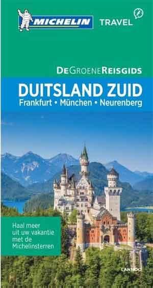 Michelin Reisgids Duitsland Zuid Duitsland Reisgidsen