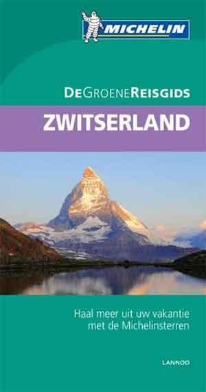 Michelin Reisgids Zwitserland De Groene Reisgids