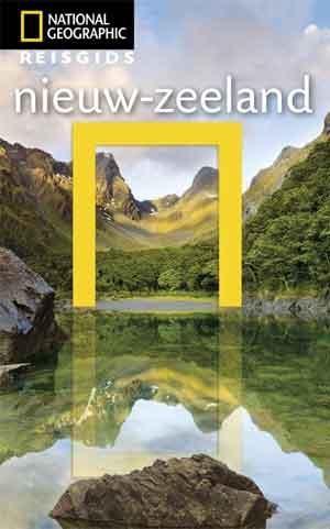 National Geographic Nieuw-Zeeland Reisgids