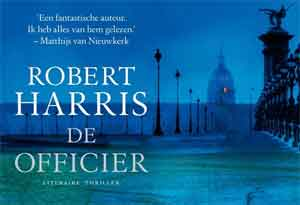 Robert Harris De officier Dwarsligger