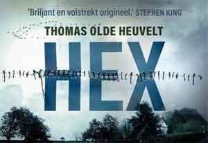 Thomas Olde Heuvelt Hex Dwarsligger