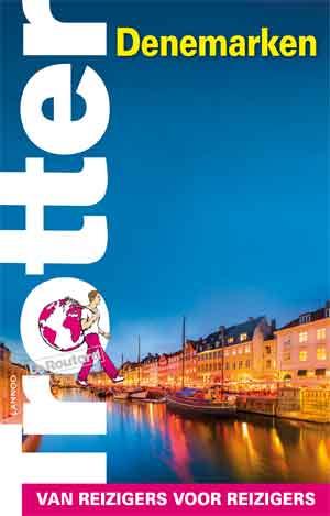 Trotter Reisgids Denemarken Reisgidsen