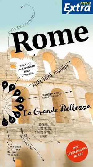 ANWB Reisgids Rome