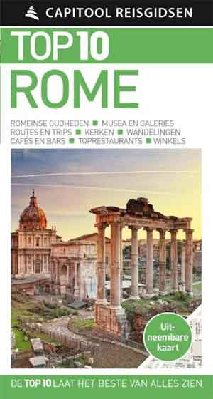 Capitool Reisgids Rome Top 10