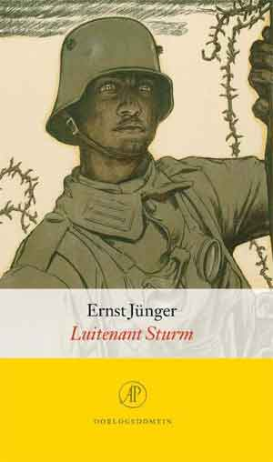 Ernst Jünger Luitenant Sturm Oorlogsdomein 21