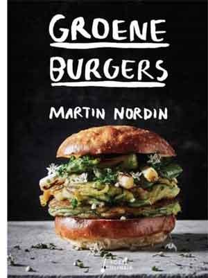 Groene Burgers Recensie Vegetarisch Hamburger Kookboek Marin Nordin