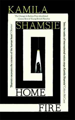 Kamila Shamsie Home Fire Booker Prize 2017 Longlist