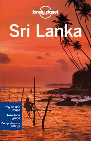 Lonely Planet Sri Lanka Reisgidsen