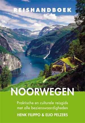 Reishandboek Noorwegen Reisgids