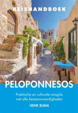 Reishandboek Peloponnesos Griekenland Reisgids