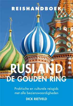 Reishandboek Rusland De Gouden Ring Reisgids