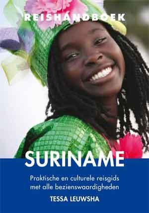 Reishandboek Suriname Reisgids