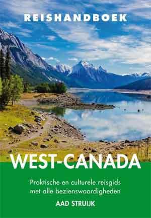 Reishandboek West-Canada Reisgids