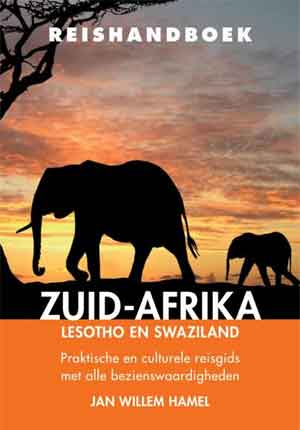Reishandboek Zuid-Afrika Lesotho en Swaziland Reisgids