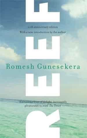 Romesh Gunesekera Reef Roman uit Sri Lanka