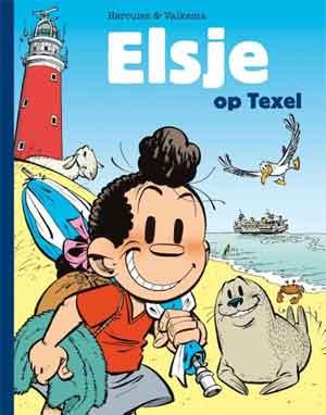 Texel Stripboek Elsje op Texel Eric Hercules en Gerben Valkema